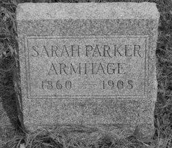 Sarah Parker Armitage