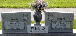 Betty Elaine <I>Bagwell</I> Wells