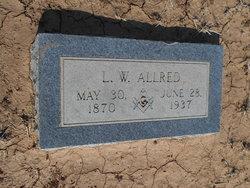 Lewis Warren Allred