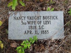 Nancy <I>Ragen</I> Bostick