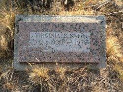 Virginia B. Bath