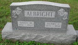 Henry Cletus Albright