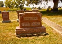 "Mary M. ""Mollie"" <I>Toppass</I> Ballew"