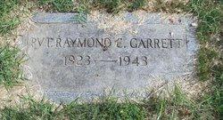 Pvt Raymond Edward Garrett