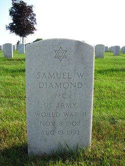 Samuel W Diamond
