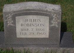 Julius Robinson