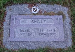 Edward P Harney