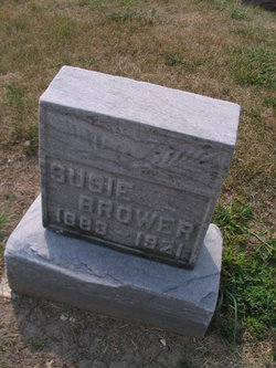 "Susan ""Susie"" <I>Brown</I> Brower"