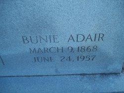 Bunie <I>Adair</I> King