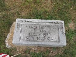 """Alonza Lee """"Teen"""" Phillips"""