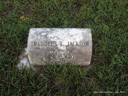 Thaddeus T. Jackson