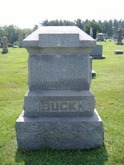 Mary Anna <I>Tripp</I> Buck