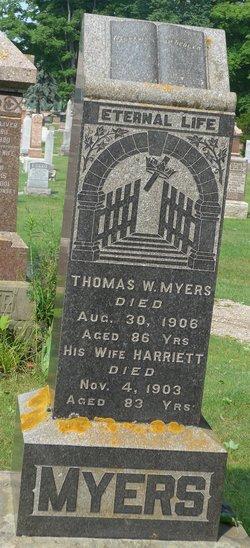 Thomas W Myers
