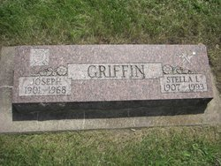 Stella Lilas <I>Jones</I> Griffin
