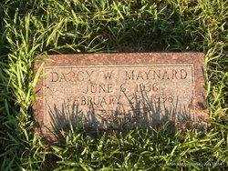 Darcy W. Maynard