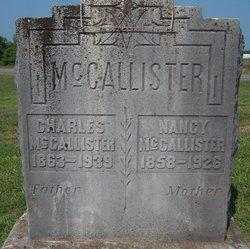 Nancy <I>Coultas</I> McCallister