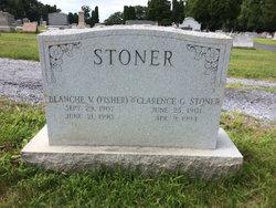Blanche V <I>Fisher</I> Stoner
