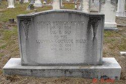 """Louvilla Gertrude """"Lou"""" <I>Hiers</I> Kinard"""