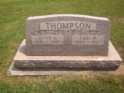 Carl W. Thompson