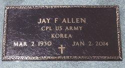 Jay F Allen