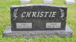 Iowa <I>Miller</I> Christie