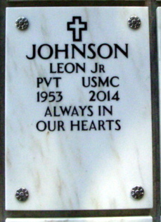 Leon Johnson, Jr
