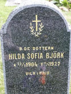 Hilda Sofia Björk