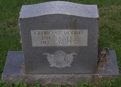 Georgia Morris