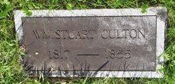 William Stuart Culton