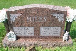 Josephine A. <I>Chapel</I> Hiles