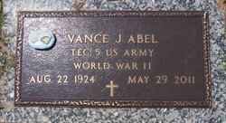 "Vance Jasper ""Bill"" Abel"