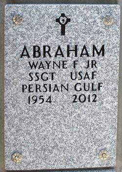 Wayne F. Abraham, Jr