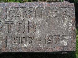 Caroline <I>Read</I> Barton