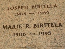 "Angelo Joseph ""Joe"" Biritela"