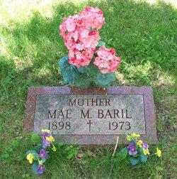 Mae M. <I>Pillion</I> Baril