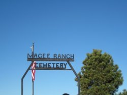 Magee Ranch Cemetery