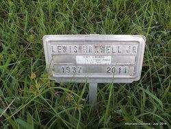 Lewis Maxwell, Jr