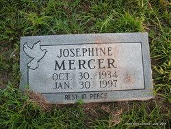 Josephine Mercer