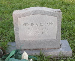 Virginia Carolyn <I>Grundy</I> Sapp