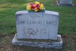 James Randele Hayes