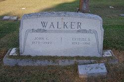 John C Walker