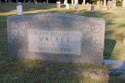 Lurleen <I>Bullington</I> Walker