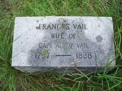 Frances <I>Seybolt</I> Vail