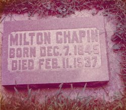 Milton Chapin