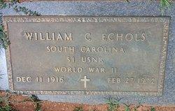 "William Charles ""Bill"" Echols"