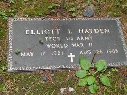 Elliott L Hayden