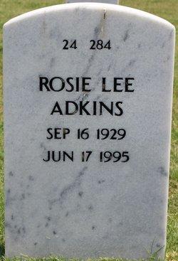 Rosie Lee Adkins