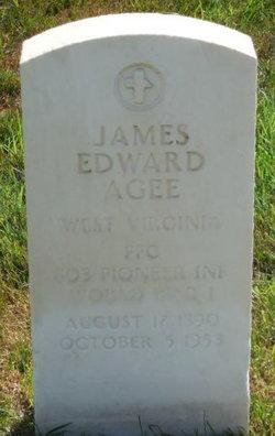 James Edward Agee