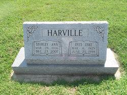 Shirley Ann <I>Ridenour</I> Harville