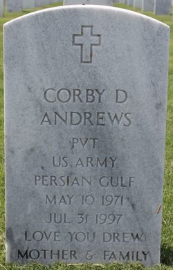 Corby D Andrews